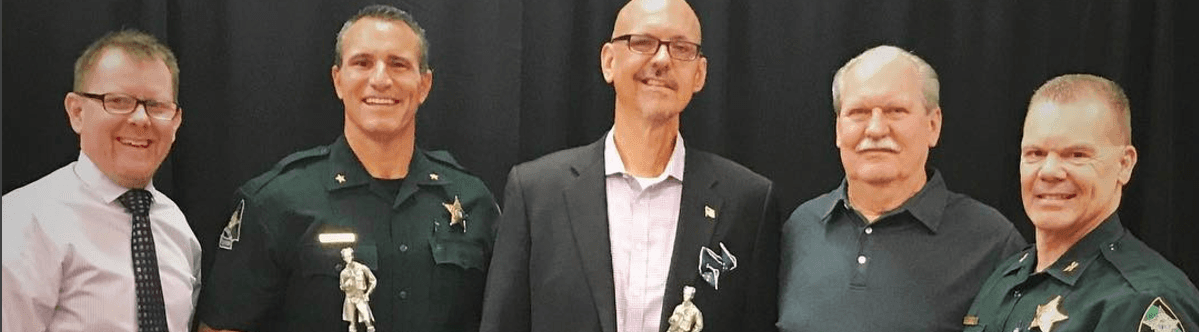 Richard W. Hayes Sheriff Chris Nocco